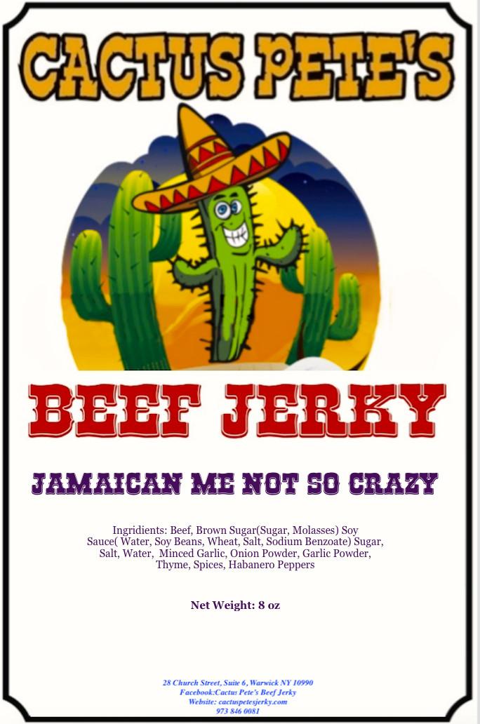 Jamaican Me not So Crazy