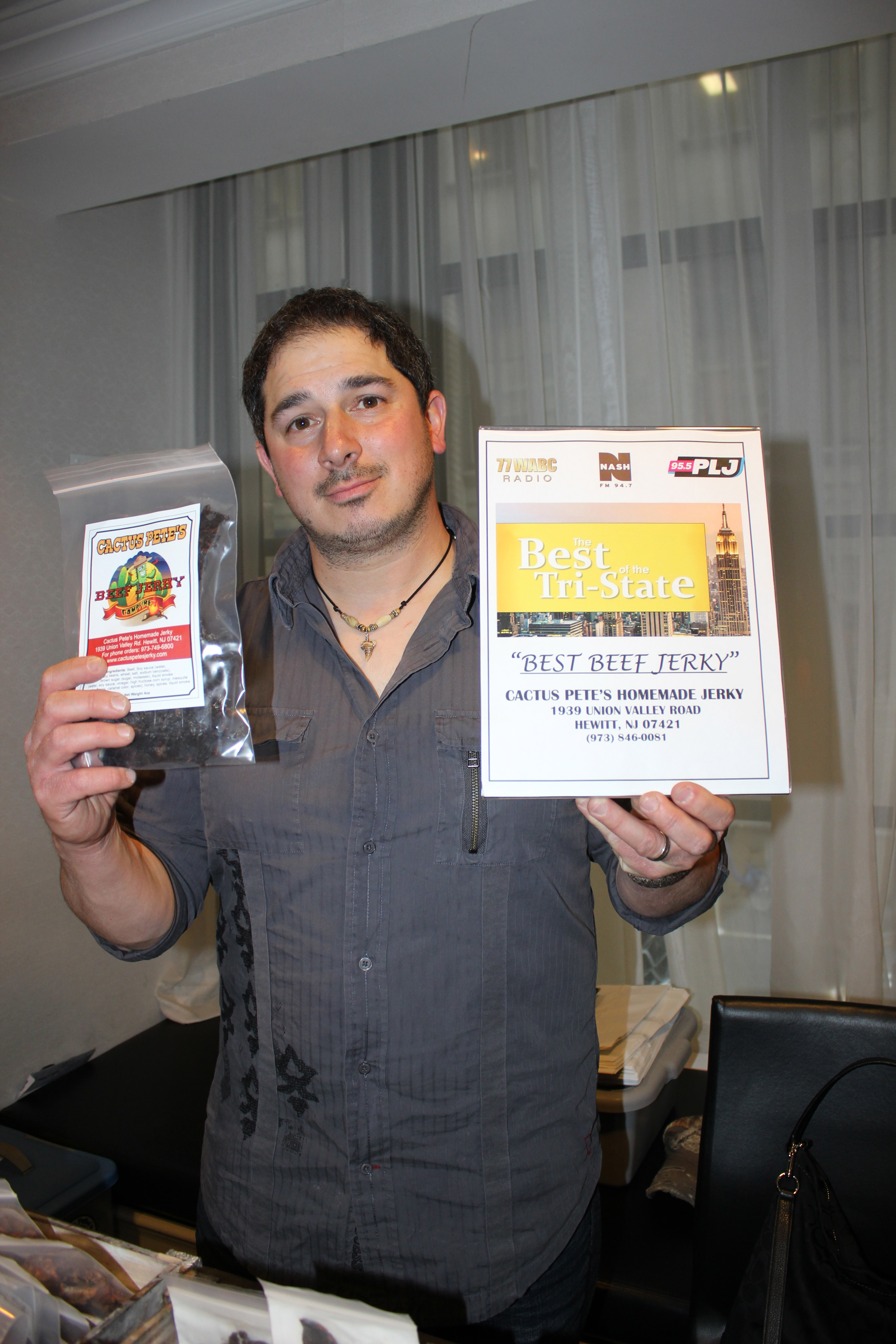 The Best Jerky in the Tri-State
