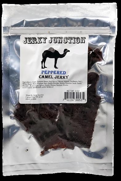 Peppered Camel Jerky
