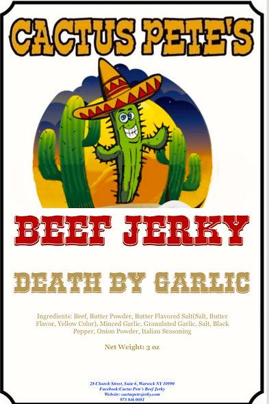 Death by Garlic (3 oz)