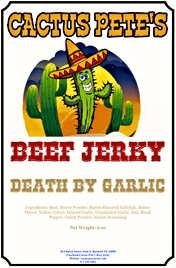 Death By Garlic