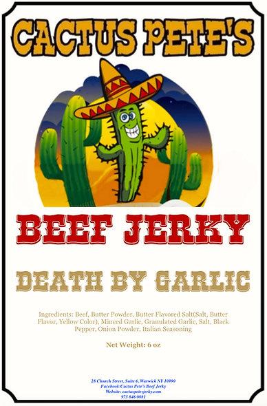 Death by Garlic (12oz)