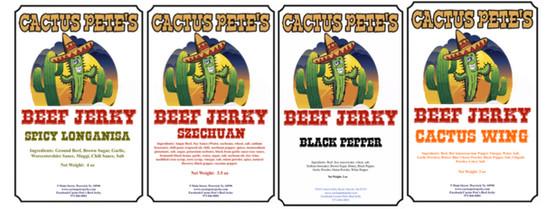 Spicy Jerky Flavors