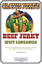 Spicy Longanisa