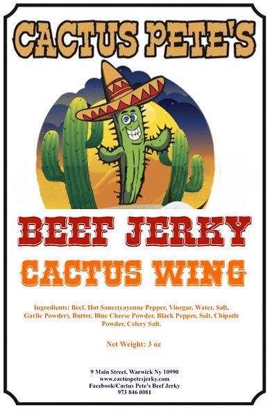 Cactus Wing (12oz)