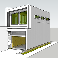 build sheet 1 framing plan front finishe