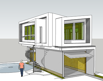 build sheet 1 framing plan front entry
