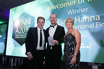 1. Lo_Newcomer of the Year Liam Hanna, B