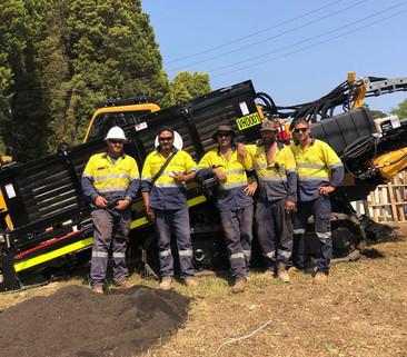 40x55 Drill Crew