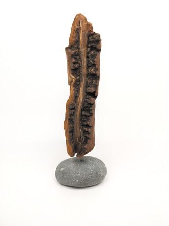 'Sentinel' Driftwood Sculpture