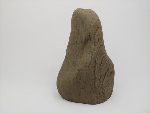 Sandstone Beach Rock Vase