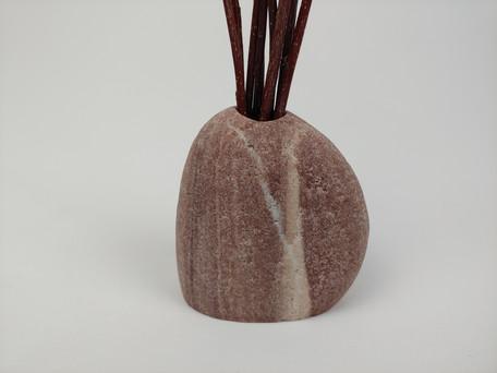 Quartzite Stone Vase