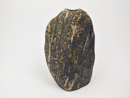 Gneiss Stone Vase