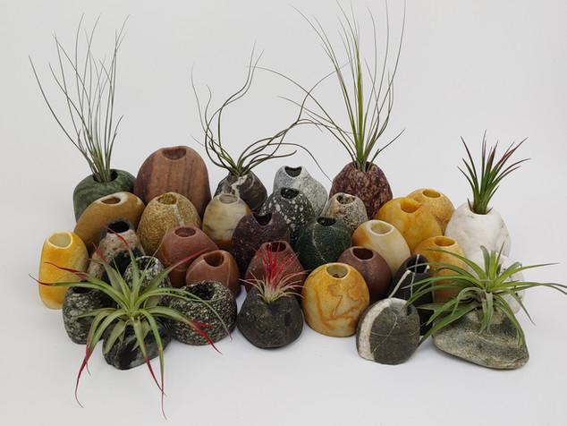 Grouping of Mini Bud Vases