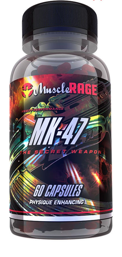 Image result for mk47 muscle rage
