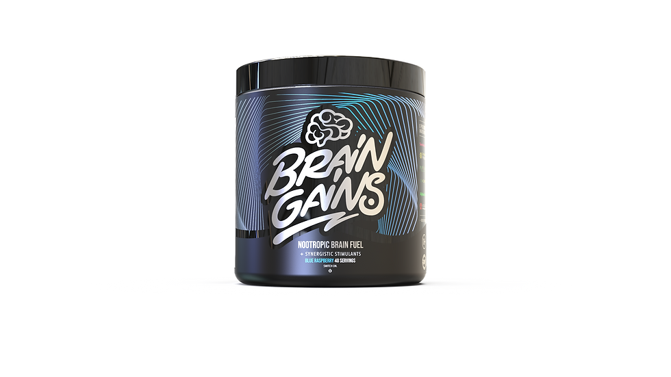 BLACK EDITION SWITCH-ON NOOTROPIC BRAIN FUEL