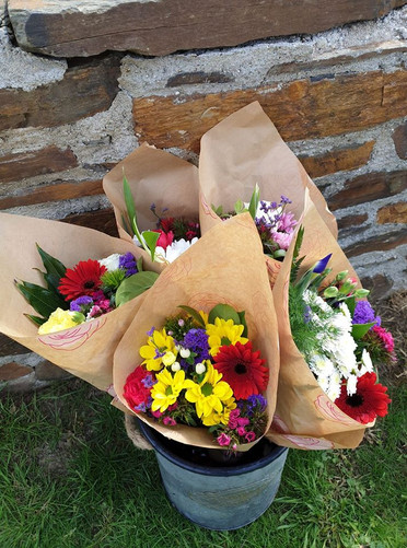 £5 bunches