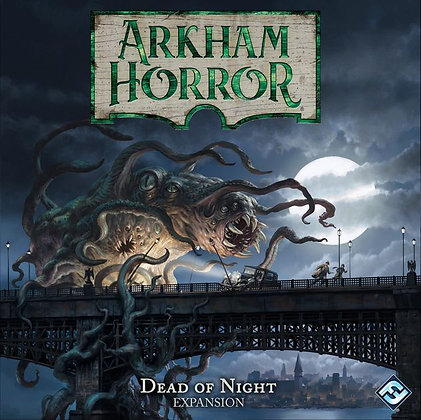 Arkham Horror: Dead of Night (3rd Edition Expansion)