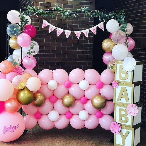 Balloon Photo Frames