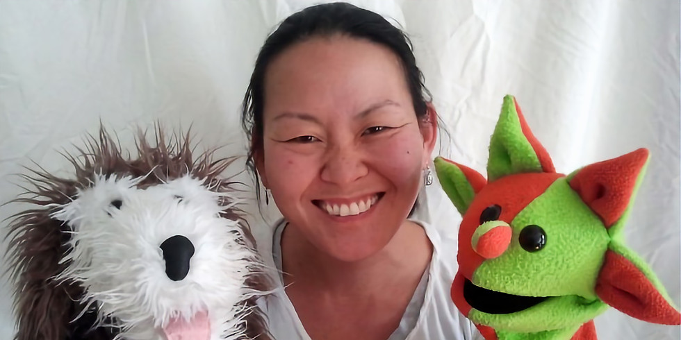 Puppet Story Time in Kingston