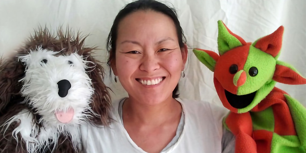 East Falmouth Library Puppet Story Time (1:00pm)