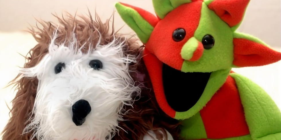 Puppet Story Time in Cohasset