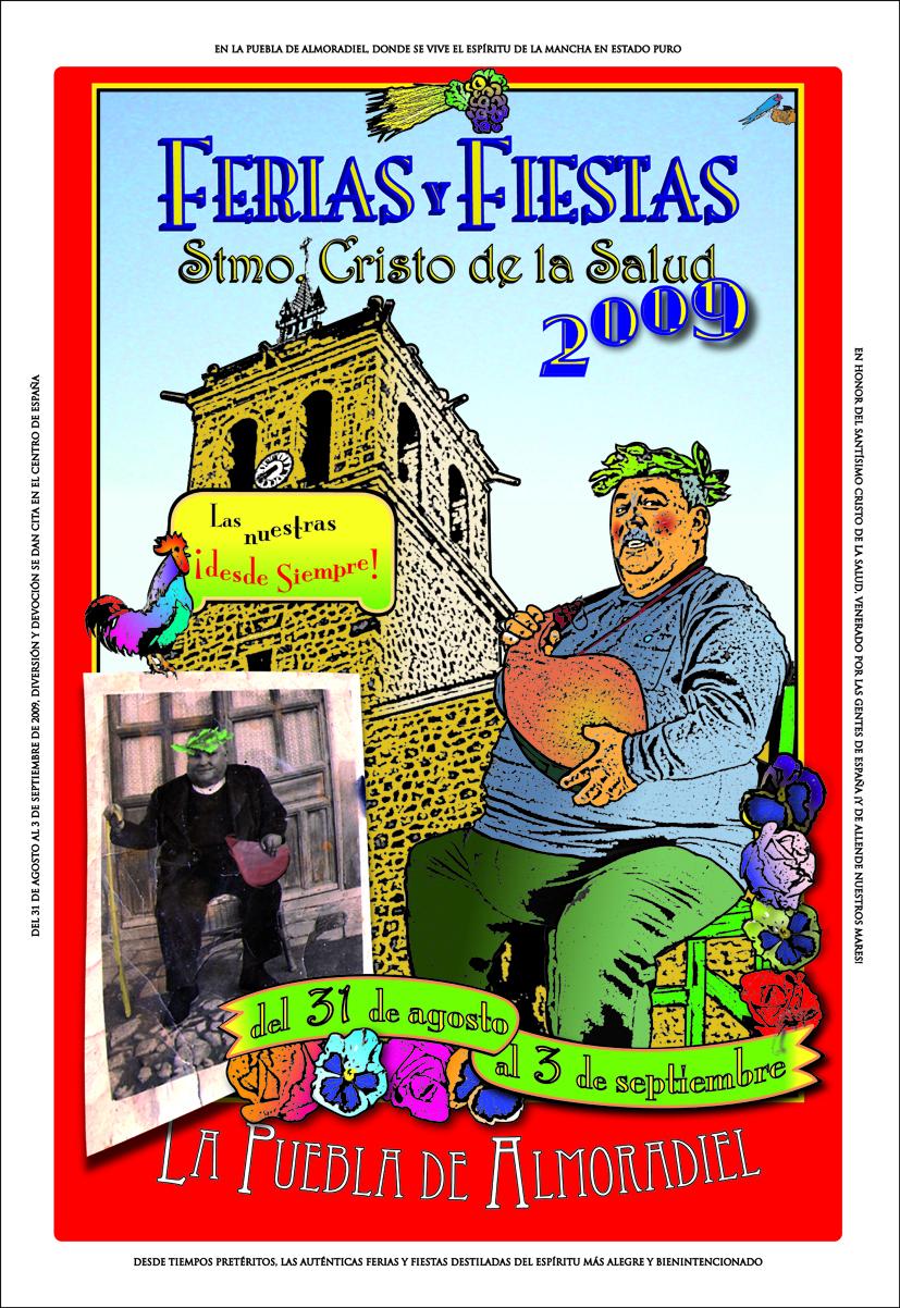 Ferias y fiestas 2009.