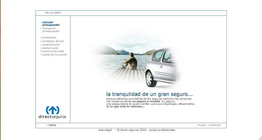 Direct Seguros: home.