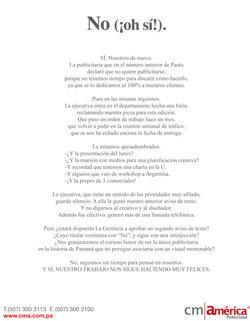 CM América - Revista Pauta #2.