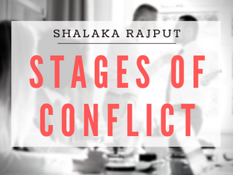 STAGES OF CONFLICT