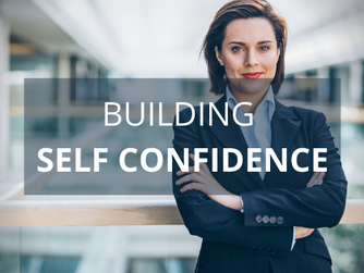 BUILDING SELF-CONFIDENCE