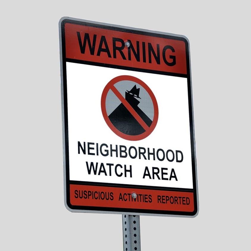 Creating Your Neighborhood Watch
