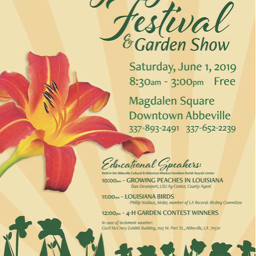 Abbeville Daylily and Garden Festival