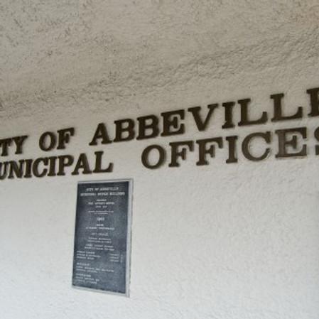Abbeville City Council Meeting