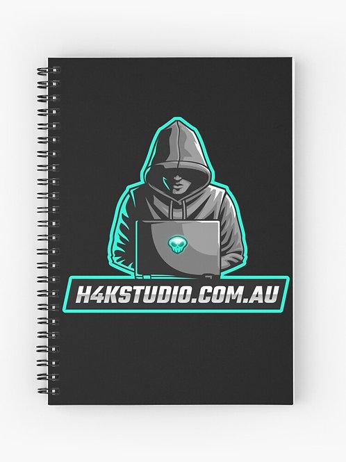 H4K Studio - Spiral Notebook