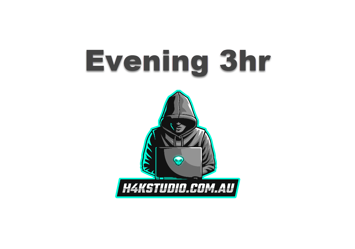 SUPPORT - Evening 3hr Pack - Save $90!