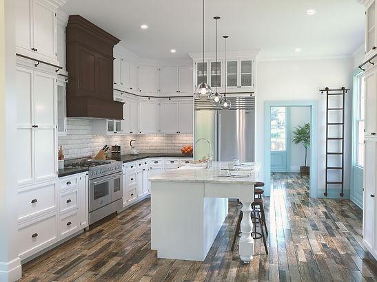 Residential Home Interior 3D Render