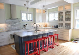 :egacy Construction Custom Kitchen