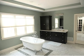 Legacy Construction Modern Bath