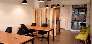 Arquitectura comercial y oficinas