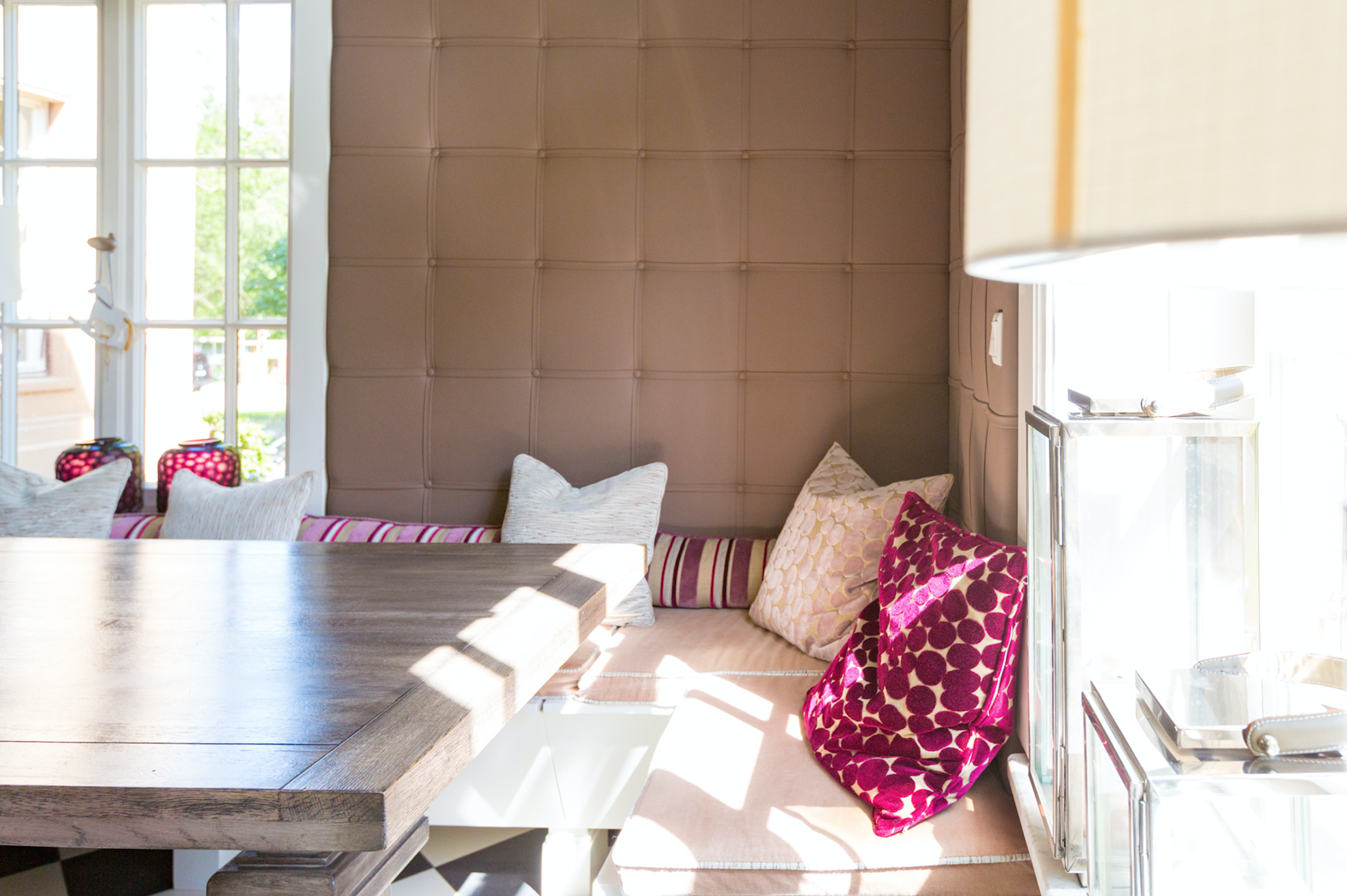 Küchenprojekt mit Posterarbeiten & Möbeln