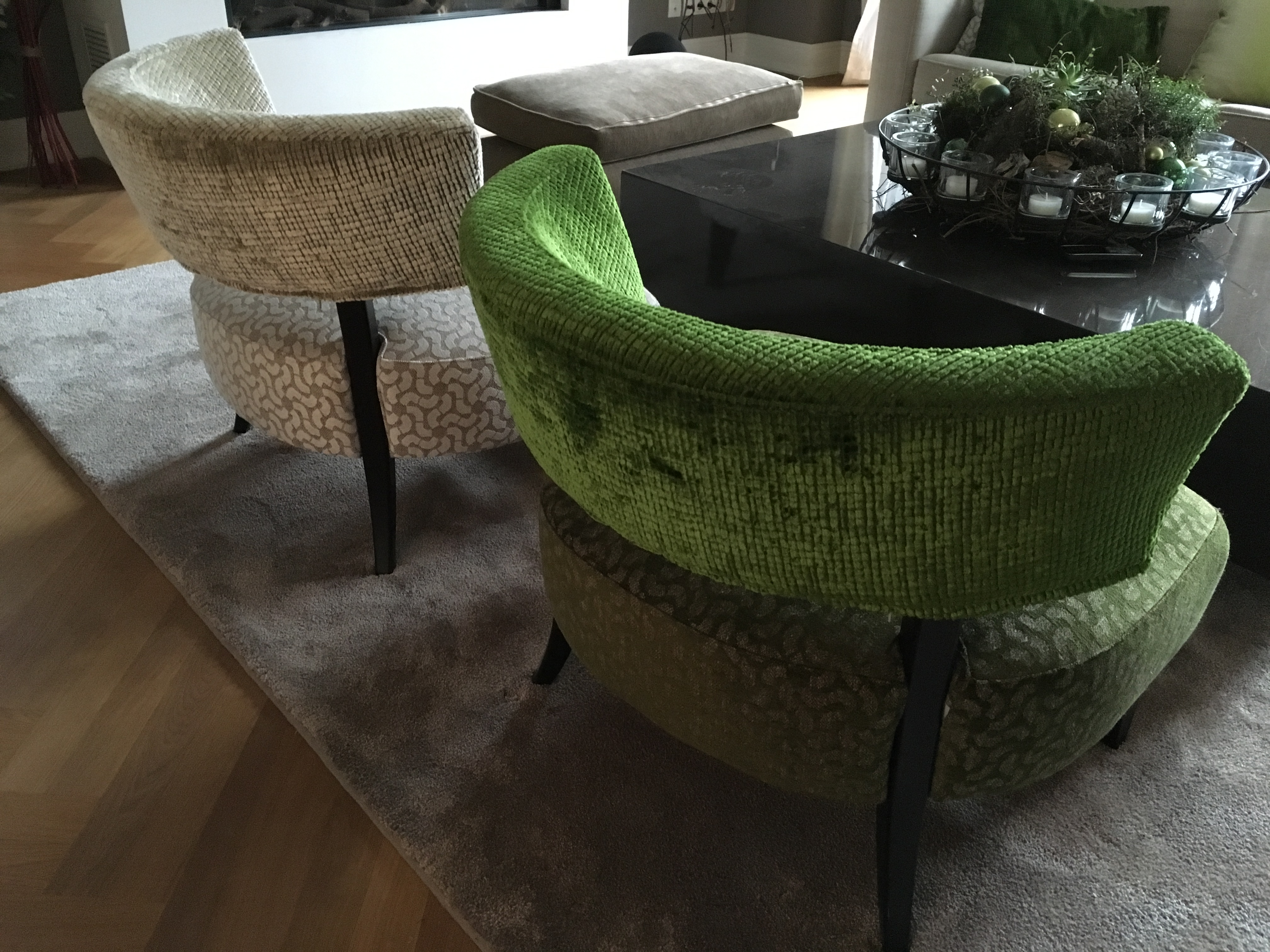 Designersessel & Möbelkonzepte