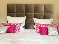 Bettdesign & Kissenfertigung