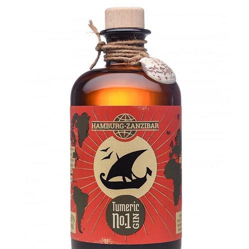 Tumeric No. 1 Gin (New Western Style Gin) - Hamburg Zanzibar