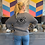 Thumbnail: Me369 - Pullover - Brooklyn Good Vibes bestickter Pullover, Gr. XS/S