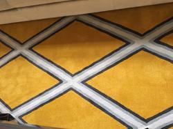 Designerteppich mit Muster