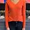 Thumbnail: Cashmere Pullover - Orange