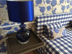 Bett & Tapeten & Möbeldesign