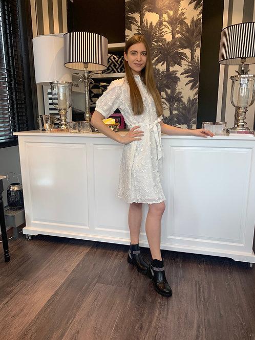 Girlfriend Dress - Kleid Ecru