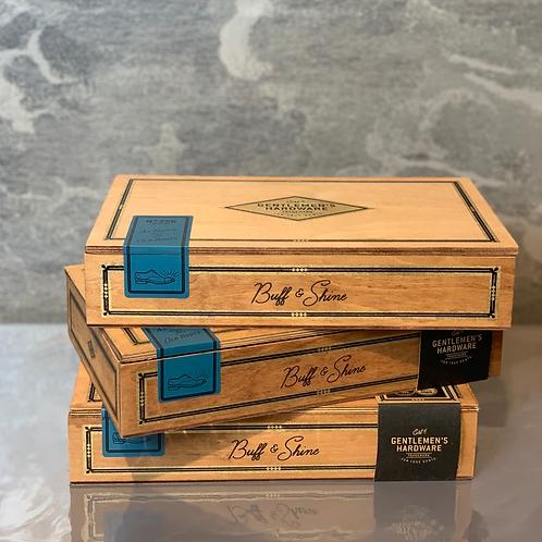Gentlemans Hardware - Elegante Schuhcreme Box